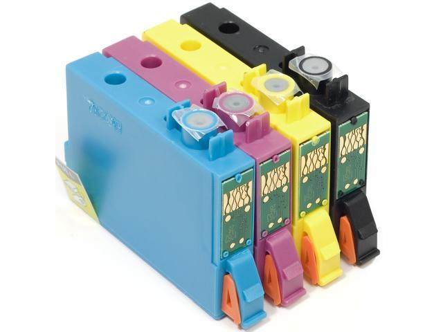 Ink Cartridges T1261 T1262 T1263 T1264 For Epson Stylus Printer Colours Ink IC30