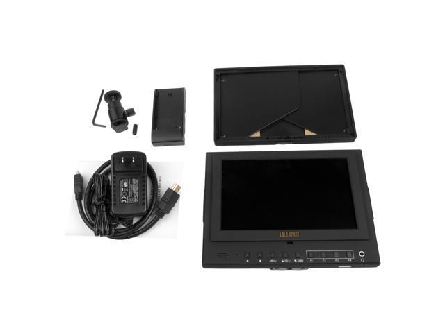 "7""LCD 5D-II/O/P Lilliput Field Monitor With HDMI Field Monitor For Camera Canon 5D-II III 6D 7D LF248U-NE1"