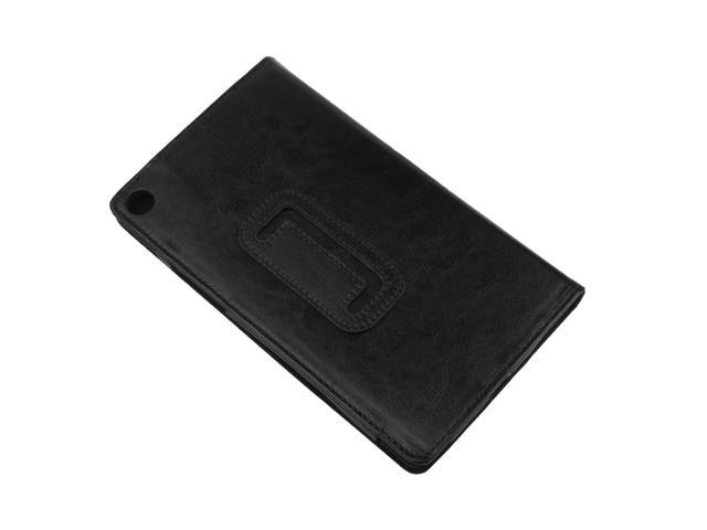 Magnetic Leather Case Cover for Google Nexus 7 Inch FHD 2nd Tablet Black PC534B