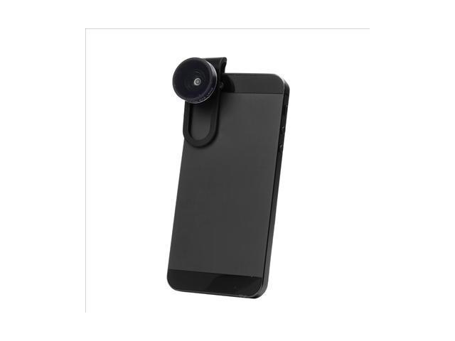 180° Fisheye Conversion Lens for iPhone 5 4S 4G 5G 4 HTC EVO 3D One i9300 DC397