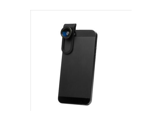 Portable 0.67X Wide Angle Macro Lens for iphone 4 4S 5 HTC EVO Camera DC398