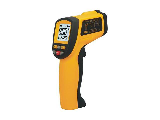 Portable Digital Non-Contact Infrared Measure Thermometer For Human Body TE037
