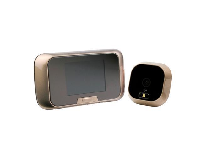 """Wholesale 50 pcs of New 2.8"""" LCD Photo Function Digital Door Peep Hole Viewer Security Camera CN110x50"""