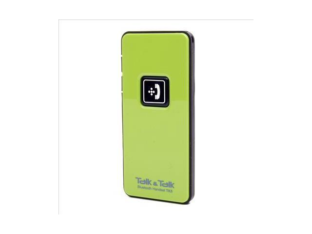 Green Bluetooth Mini handset mic for Mobile cell phone iPhone iPad Laptop IP85G