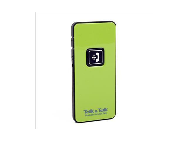 Green Bluetooth Mini handset mic for Mobile cell phone iPhone iPad Laptop IP85G-NE1