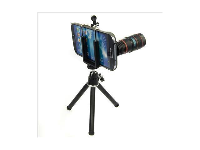 8X Zoom Phone Camera Lens Telescope With Case For Samsung Galaxy S4 i9500 DC440-NE1