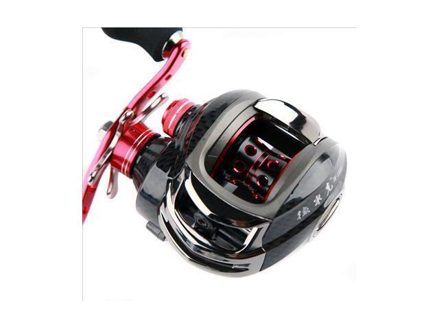11BB 6.3:1 Right Hand Baitcasting Fishing Reel + One-way Clutch High Speed OS8-NE1
