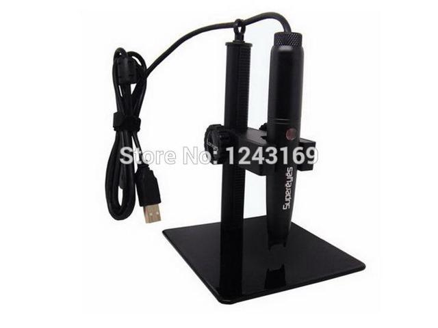 Xcsoure® Supereyes 500X 5MP Handheld Digital USB Microscope Magnifier Otoscope Stand TE032