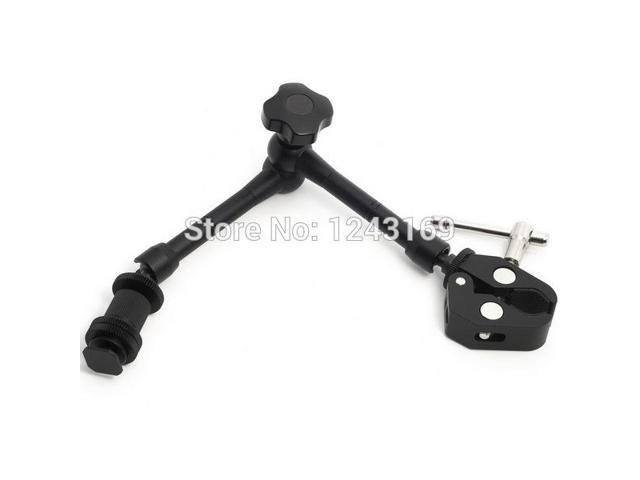 Xcsource® 11 inch Articulating Friction Magic Arm+ Large Super Clamp for Camera Video LF82