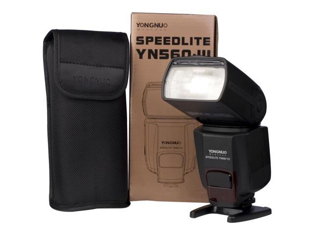 XCSOURCE® Yongnuo YN-560 III Flash Speedlite built-in RF602 RF603 Receiver For Canon LF242