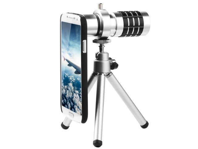 XCSOURCE® Aluminum Telephoto Optical Lens for Samsung Galaxy S4 SIV GT-i9500 DC321