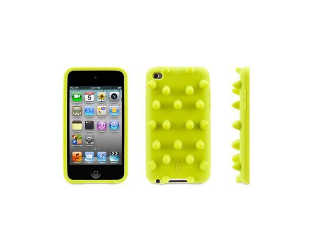 Griffin Green Funky Touch Protective Case for iPod Touch (4th Gen.)   Funky bumpy case for iPod touch (4th gen.)