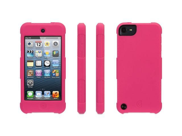 Griffin Protector for iPod touch (5th/ 6th gen.), pink   Minimalist. Silicone. Amazing.