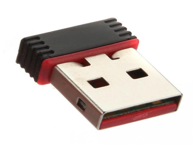 New 150Mbps Mini USB WiFi Wireless Adapter 150M Network LAN Card 802.11n/g/b