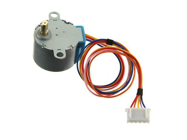 arduino 2 phase 4 wire stepper motor images new 28byj 48 gear stepper step stepping motor dc 5v 4 phase 5 wire