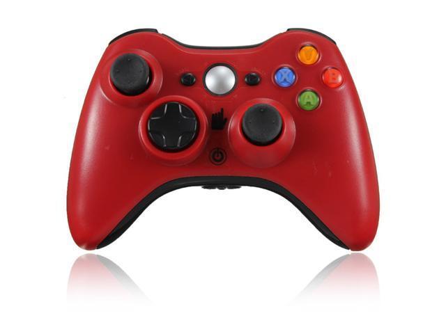 Red Wireless Remote Game Joypad Joystick Controller for Microsoft Xbox 360 Xbox360 New