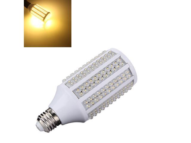 E27 263 SMD LED Corn Spot Light Bulbs 85-240V 13W Warm White