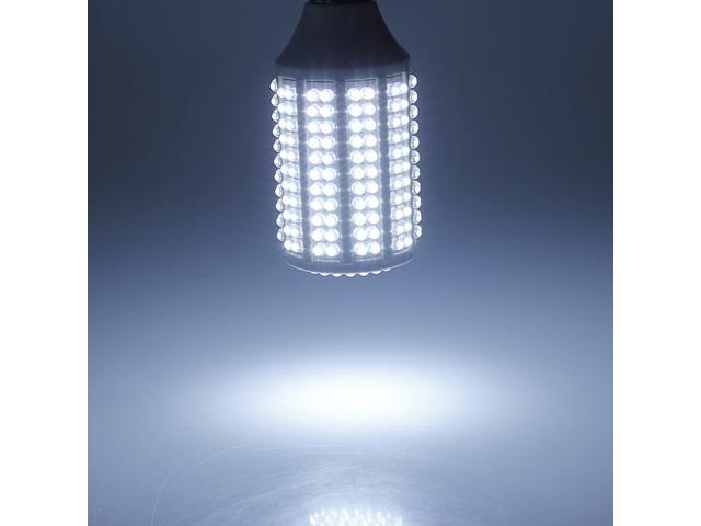 B22 13W 800LM Pure White 263 LED Corn Light Lamp Bulb 110V