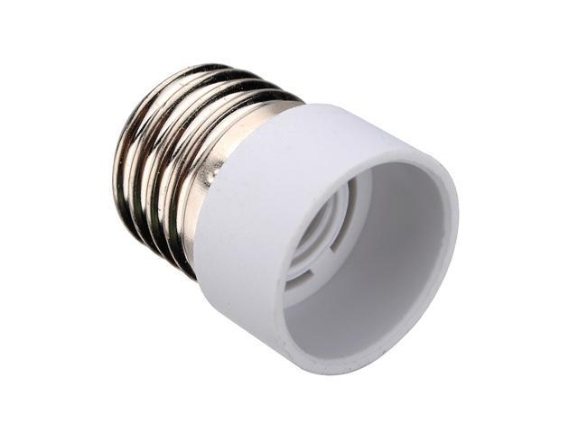 E14 to E27 Fitting Light Lamp Bulb Adapter Converter