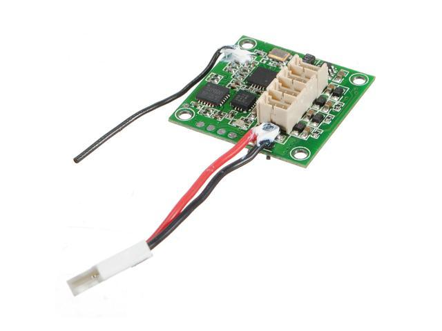 MJX X100 RC Remote Control Quadcopter Spare Parts PCB Receiving Board