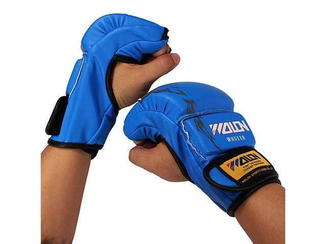 Assorted Sparring Grappling Boxing Fight Punch Ultimate Mitts MMA Gloves 8oz UFC