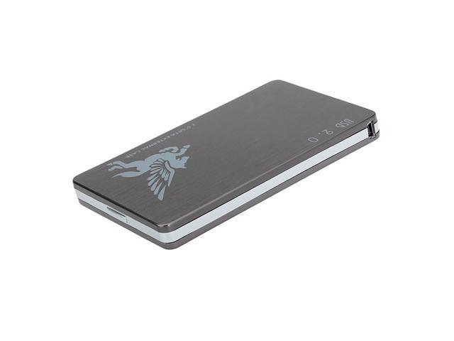 SATA 2.5 Inch USB 2.0 Mobile Hard Drive External HDD Case