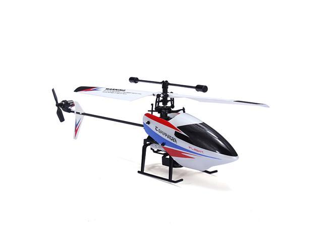 WLtoys V911 V911-pro V911-V2 4CH RC Remote Control Helicopter BNF + 5x200mAh Batteries SET