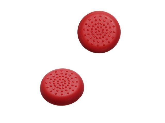 2pcs Game Gaming Joystick Thumbstick Caps Button Covers for Sony PlayStation 4 PS4 Controller