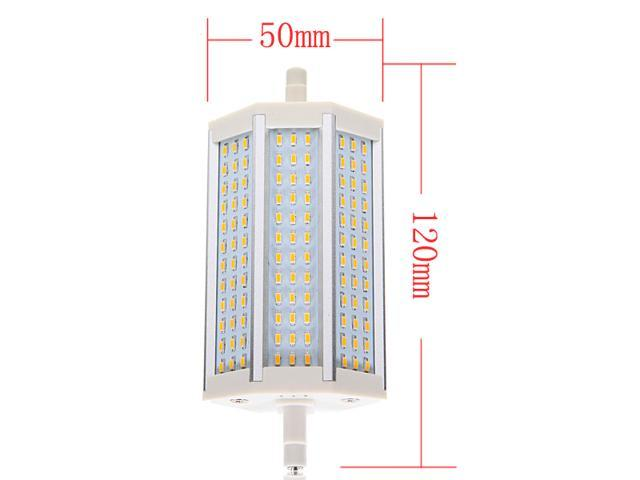R7S 10W 830-850LM Warm White 108 SMD 3014 LED Light Bulbs AC90-265V