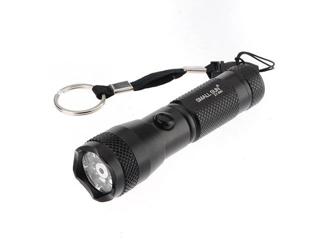 SMALL SUN ZY-560 Ultra Waterproof 0.5mW Red Laser Pointer Pen Torch Flashlight