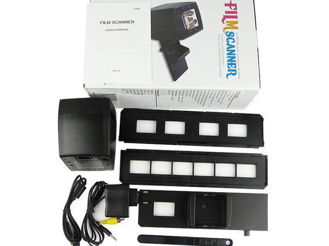 Neutral SH-FS01 Digital 35mm Negative and Slide Film Scanner pc laptop