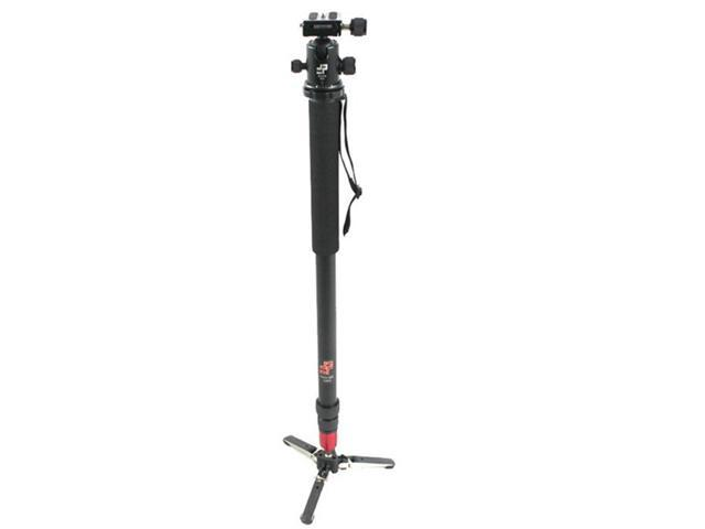 Video Monopod 3-Leg-Base Stand Tripod f. DSLR Camera Camcorder DV + Carrying Bag