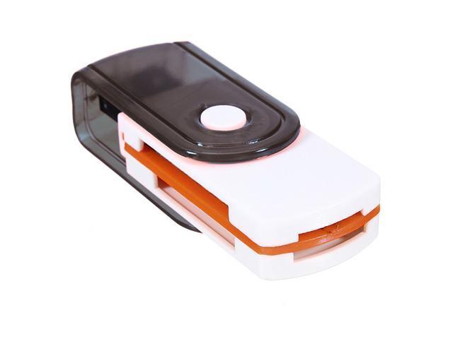 Mini USB 2.0 Adapter Micro MS M2 SD TF MMC Memory Card Reader Writer For PC Laptop Windows 7.0/98/98SE/ME/2000/XP/Vista