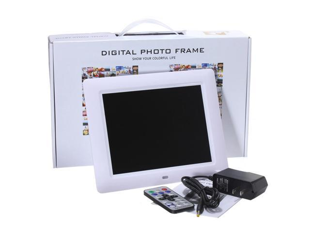 8 Inch TFT-LCD Digital Movies Frame HD Digital Photo Frame