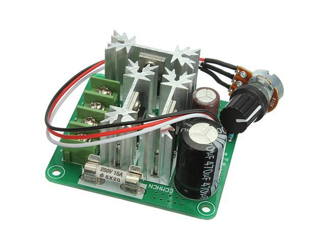 6 90v 15a Dc Motor Speed Controller Pulse Width Pwm Speed