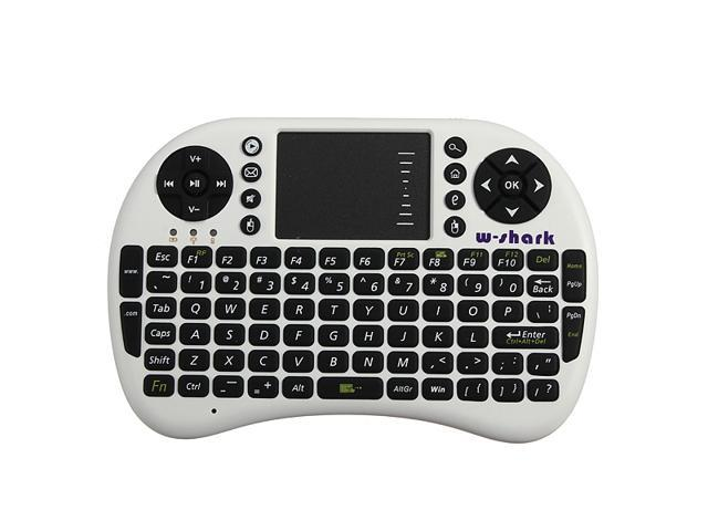 Mini Slim 2.4GHz Wireless Keyboard + Touchpad Mouse Combo for HDPC PC Android TV