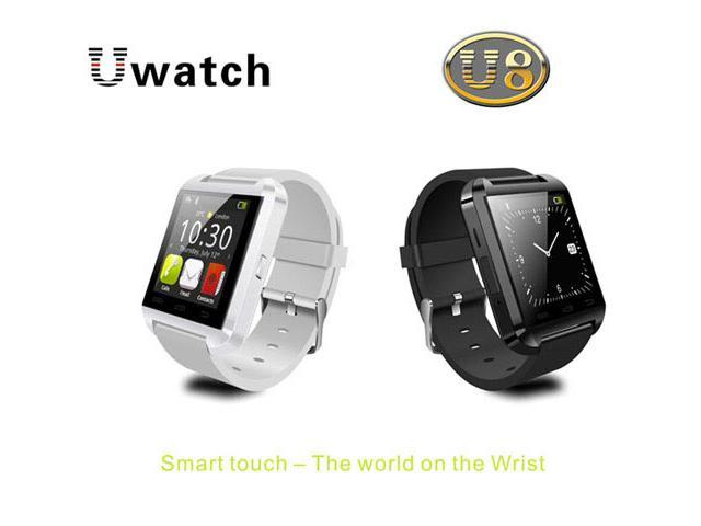 new bluetooth smart inch watch wrist watch u8 u watch fit for ios androi. Black Bedroom Furniture Sets. Home Design Ideas