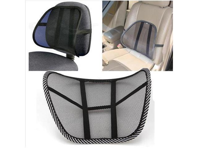 Details About Cool Vent Mesh Back Lumbar Support For Office Chair Home Sofa C