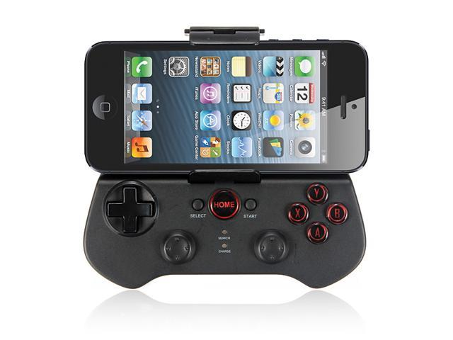 Wireless Bluetooth Game Controller Gamepad Joystick for Android iOS PC iPhone 4 4S 5 ipod HTC Phone New