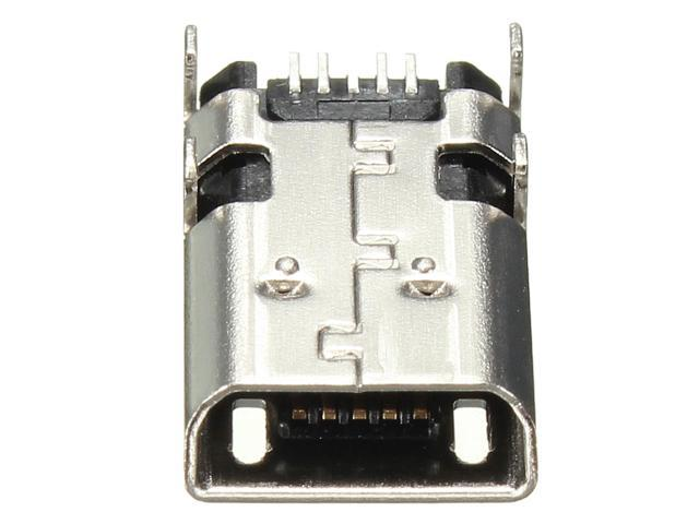 Micro USB Charger Charging Port Connection For ASUS MEMO PAD ME301 ME102A Tablet