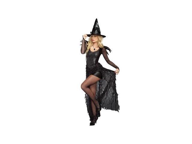 Wicked Me Costume 9428 by Dreamgirl Black Small