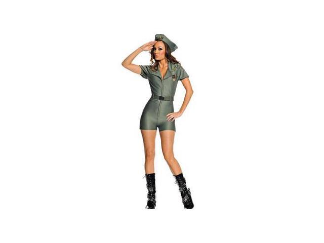 Underwraps Costumes Attention Romper Costume 29277UW Green Medium