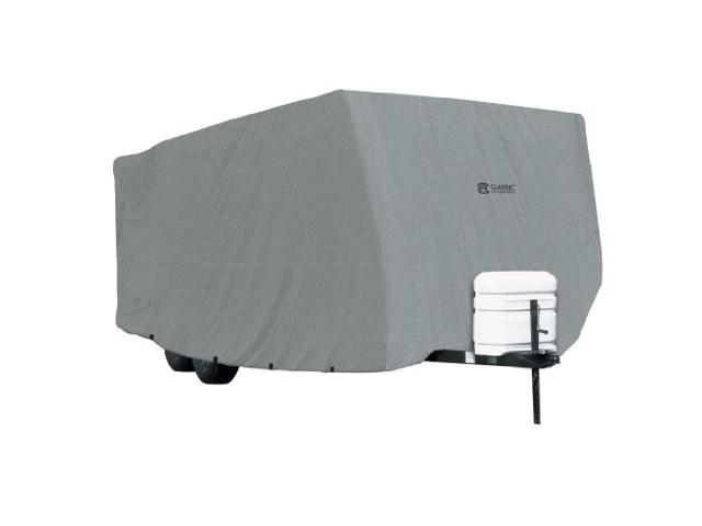 Classic Accessories 80-174-141001-00 PolyPro 1 Cover for up' to 20' Travel Trailer
