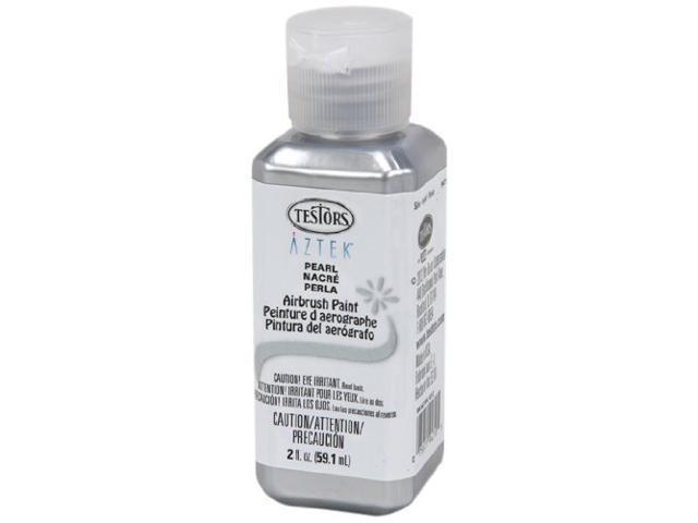 Testors Airbrush Paint, Pearl Silver TESR9471