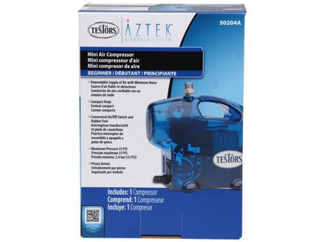 50204A Aztek Mini Blue Compressor TESR5259