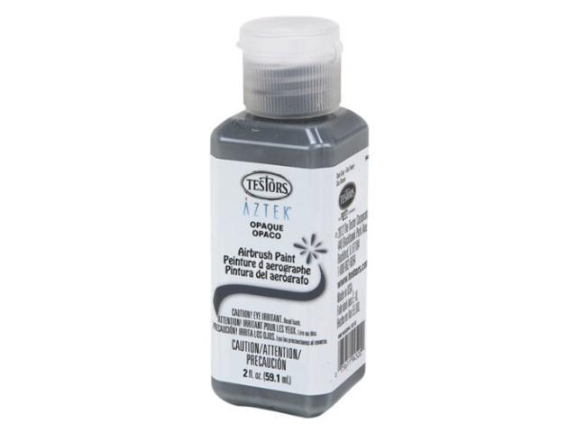 TESTORS Testors Airbrush Paint, Opaque Dark Gray