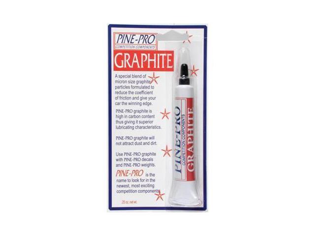 PINE-PRO 10010 Graphite Tube .25 oz