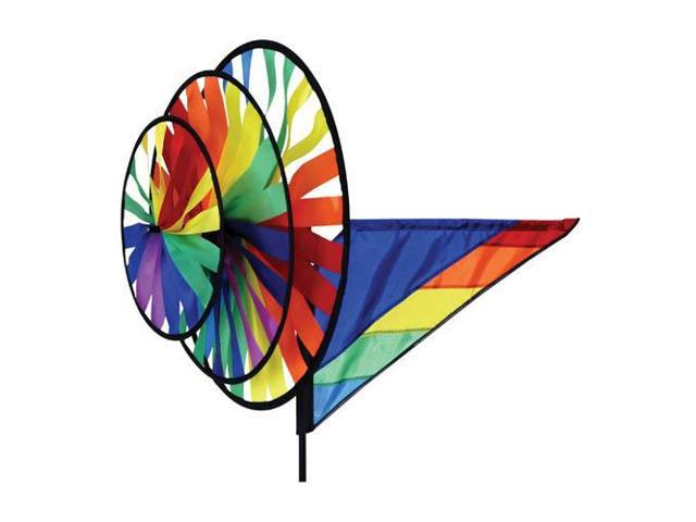 Triple Spinner Rainbow PMR25311 PREMIER KITES DESIGNS
