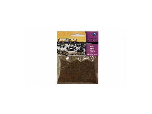 DESIGN PRESERVATION MODELS Scene-A-Rama Scenery Bags, Earth 2oz