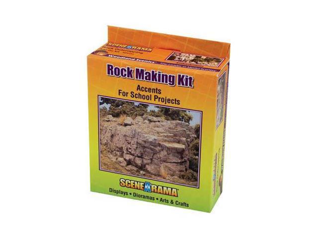 DESIGN PRESERVATION MODELS SP4121 Scene-A-Rama Rock Outcropping Kit